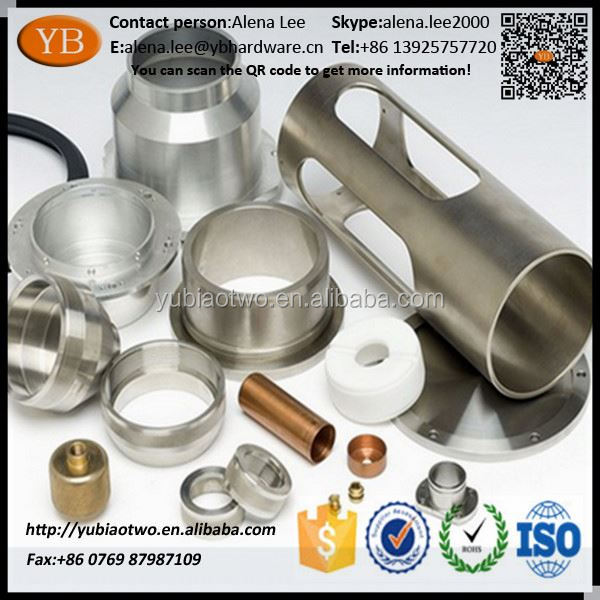 Cheap Price Cnc Router Spare Parts With Die Casting / Anodized