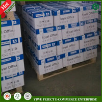 woodfree 70g 80g 90g 120g 160g 180g color white a4 paper/a4 copy paper