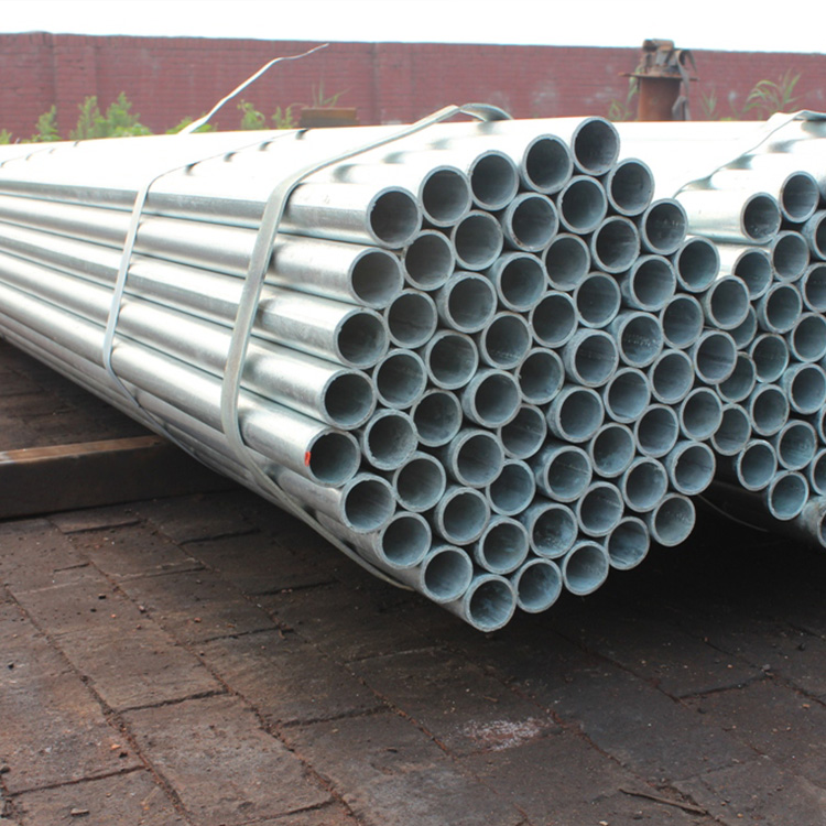 Hot selling galvanized steel pipe class b with CE certificate