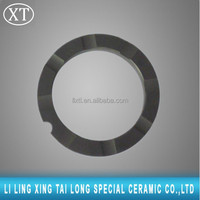 Factory customized special shape silicon carbide seal ring