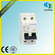 2 Pole 63A Isolator Switch GLOG1-63