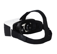 Android 5.1 system Quad core CPU 3D virtual reality all in one VR headset with 5.5 inch FULL HD 1080*1920 screen