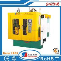 new fully automatic plastic 5 gallon blow molding machine