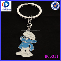 Customize Wholesale Arts And Craft Tourist Souvenir Keychain