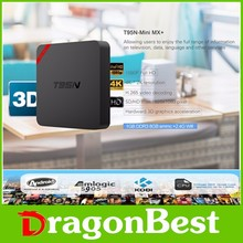 T95N Mini M8S Pro 4K S905 2G 8G KODI 16.0 android 5.1google play store free app down load tv box