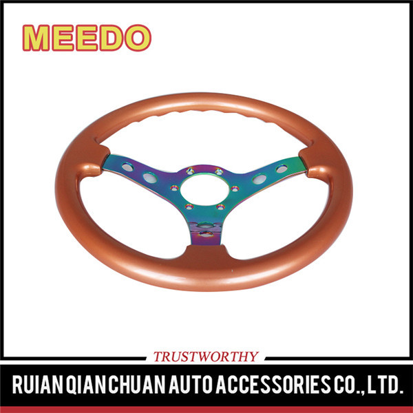 Attractive price new type tuning steering wheel
