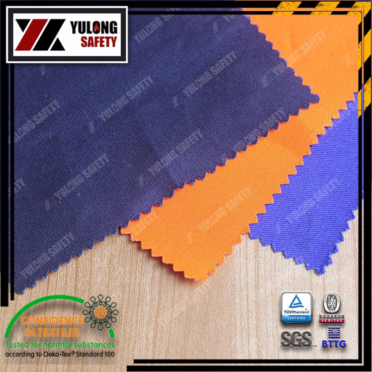 Fire Resistant Cloth Used For Clothing As Per EN11611