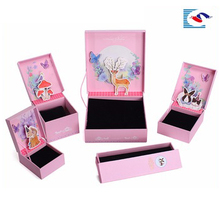 Top level new arrival book shaped animal plant shape paper packaging box