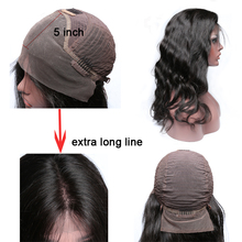 XBL wig manufacturer tangle free natural color virgin hair lace front wig
