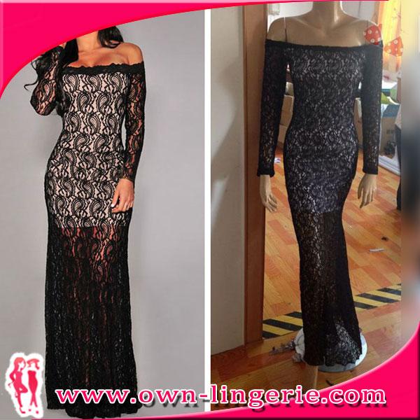 Длинное Кружевное Платье В Пол Купить