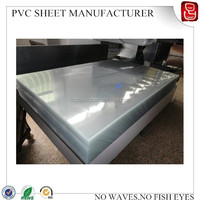 4 x 8 pvc clear film for offset printing