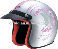 Scooter open face helmet and Children size motorcycle helmet BLD-181