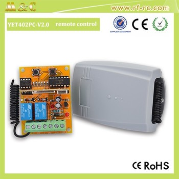 high quality universal receiver switch YET402PC-V2.0