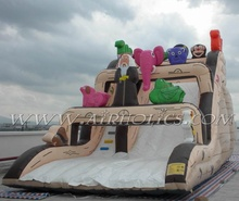 inflatable slide Noah's Ark A4001
