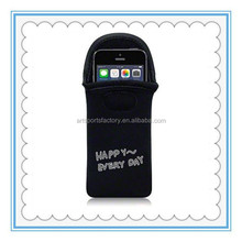 neoprene phone case phone sleeve phone cover fit for Samsung I9500 GALAXY S4