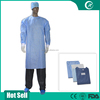China surgical gown sewing machine,cpe surgical gown,disposable nonwoven surgical gown