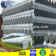 galvanized steel pipe post and rail fencing low price