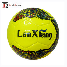 YIWU Wholesale Resonable Price TPU Material Customize Cool Football Size 5 Soccer Ball for Adult