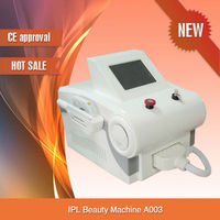 Quickly and efficient home use machine IPL hair removal