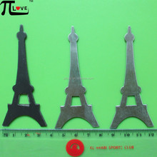 Most popular gifts The Eiffel Tower shape souvenir metal magnet