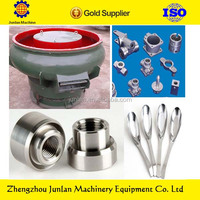 metal parts vibrating buffing machine