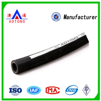 Factory Price Industrial Hydraulic Rubber Hose/High Pressure Steel Wire Spiraled Rubber Hose