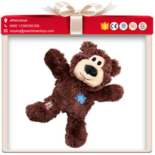 Super soft plush fabric cute teddy bears pictures