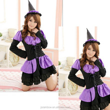 2016 high quality two colors sexy short cosplay halloween costumes bulk