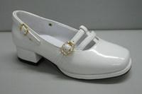 White china cheap platform pump dress party dance shoes