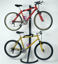 Steel Material Two Tier bicycle display rack BR-01