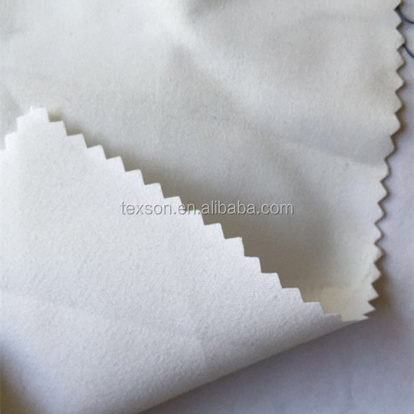 polyester peach skin fabric polyester oxford fabric waterproof fabric