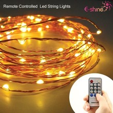 Christmas Decoration Remote Control Led String Lights