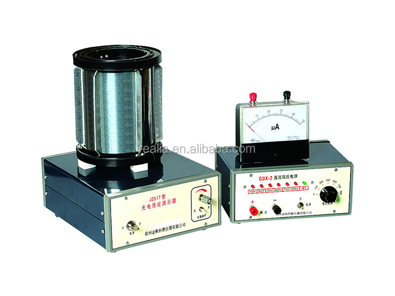 Demonstrator of Photoelectric Effect