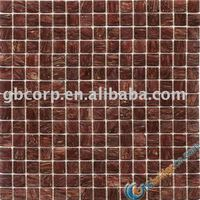 Phoenix glass mosaic wall and floor tile 20*20mm PA903