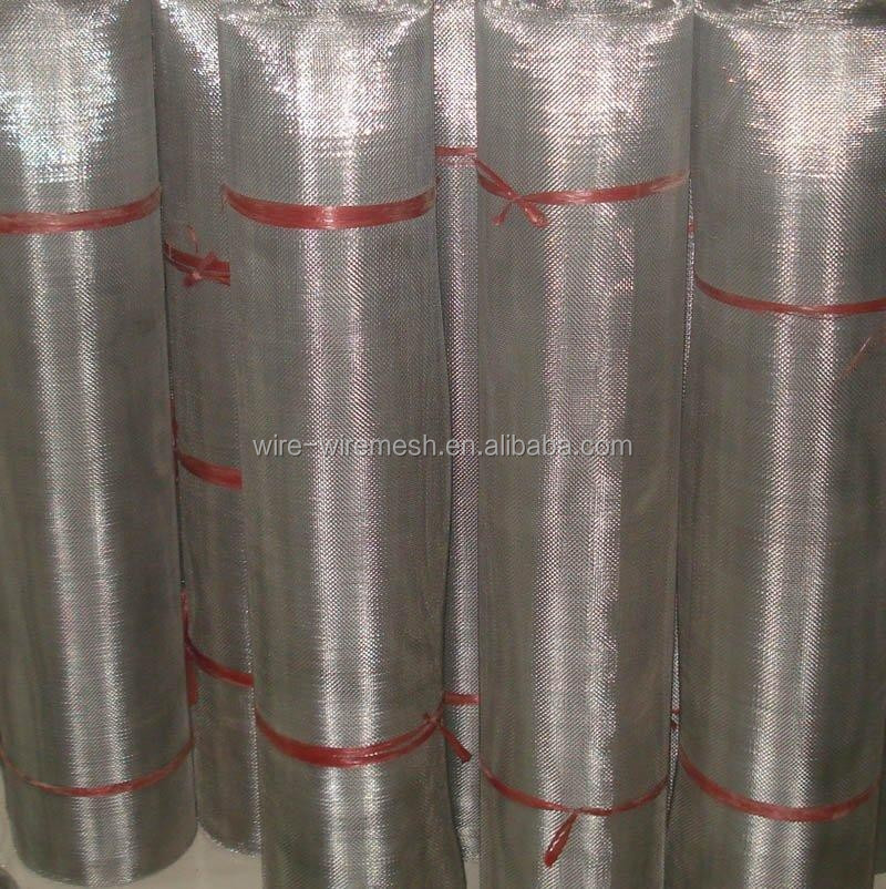 ss304 durable stainless steel wire mesh well screen