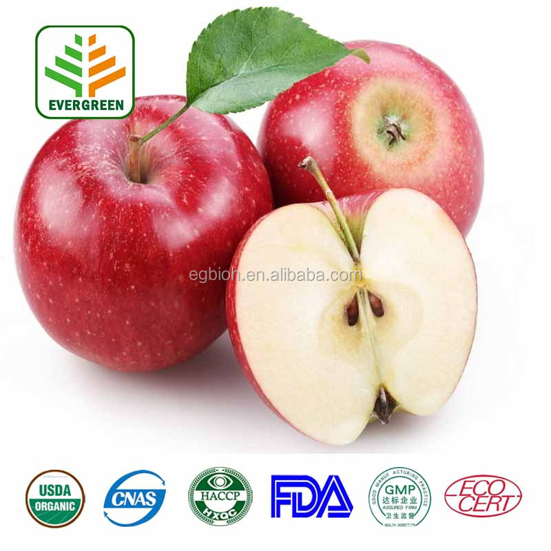 Top Grade Green Apple Polyphenols Extract For Anti-oxidant