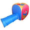 Wholesales Foldable Pop Up Waterproof Kids Tunnel Tent