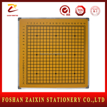Magnetic Chinese traditional Weiqi game board Go game board for chess