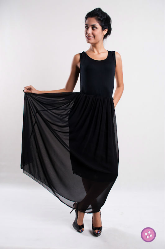 Long Maxi Dress FM0132