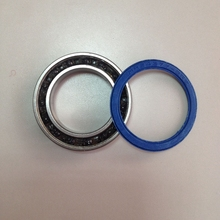 163110 Bicycle Wheel Hub Bearing 16x31x10 mm Hybrid Ceramic Bike Axial Bearing 163110-2rs