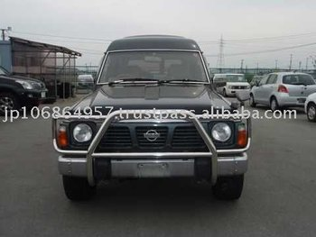 Second hand cars NISSAN SAFARI 1992