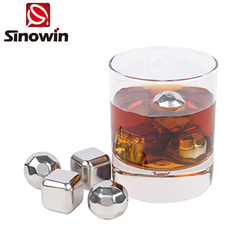 Whiskey Rocks Ice Cube Stone Wine Accessories Set Men Gift Whiskey Chilling Rocks