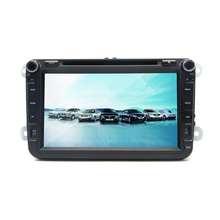 "8"" Quad core Android 7.1 Car DVD for Skoda Fabia Rapid Roomster Yeti Octavia Superb gps radio head unit car stereo free camera"