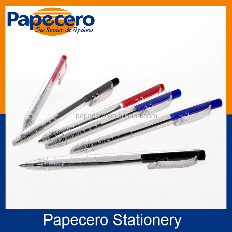 Wholesale Best Selling Smooth Writing Ballpoint Pen