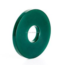 60 mm large colored plastic circled rings