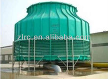 Square Water Cooling Tower Cross Flow Rectangular FRP Open PVC Filler Type Water Cooling Tower