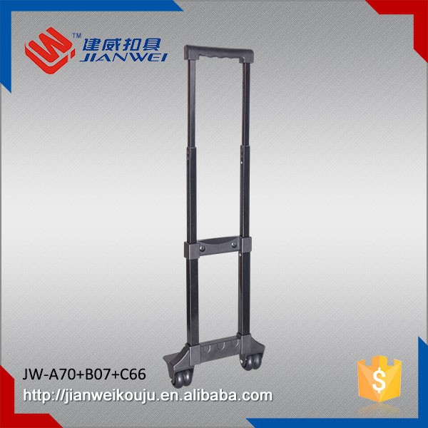 Trolley Luggage Telescopic External Trolley Handles JW-A70+B07+C66