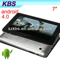 Dual-Core 7 Inch Android 4.0 Tablet Free Game Download With Tv Function