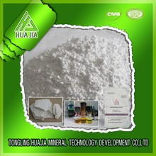 bentonite filter bulk grey white clay for cleaning oil