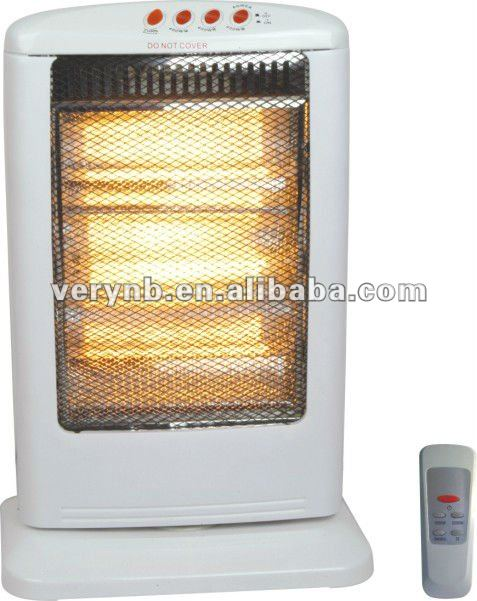 3tubes home halogen heater(CE&ROHS)